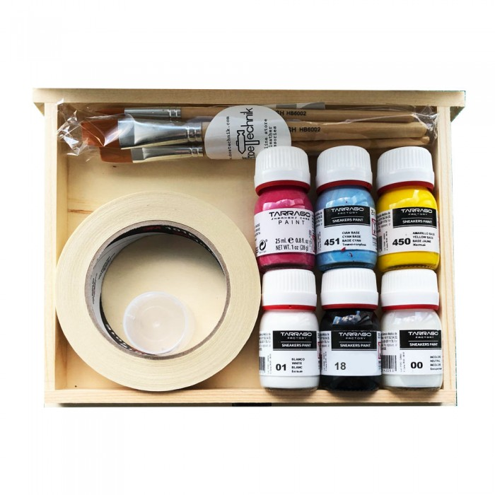 Starter Kit Sneakers Paint
