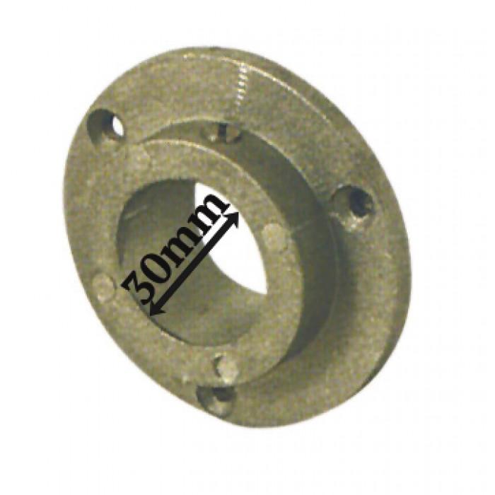 Aluminium Flange 30mm