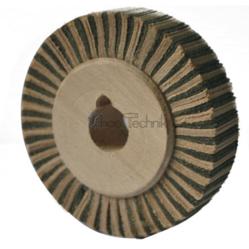 Buffing Wheel Leather-Cloth (small)